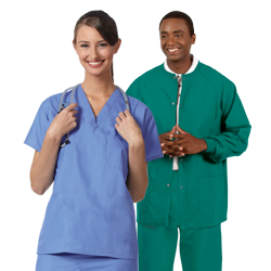 FashionPoly 100% Poly Scrubs by Fashion Seal Healthcare