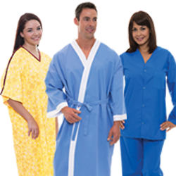 New Patient Gowns, Robes & Pajamas from Fashion Seal Healthcare